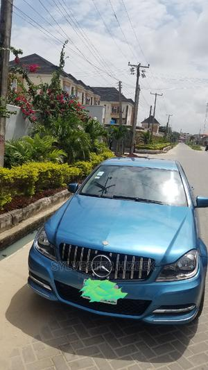 Mercedes-Benz C200 2013 Blue | Cars for sale in Lagos State, Lekki