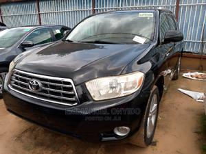 Toyota Highlander 2008 Black | Cars for sale in Anambra State, Onitsha