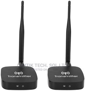 Wireless HDMI Extender, 50M HD Wifi Signal Extender, 165mhz | Accessories & Supplies for Electronics for sale in Lagos State, Ikeja