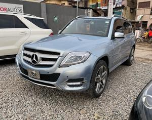 Mercedes-Benz GLK-Class 2013 Silver | Cars for sale in Lagos State, Ogba