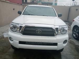 Toyota Tacoma 2007 White | Cars for sale in Lagos State, Surulere