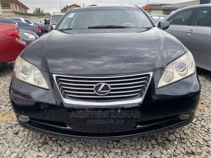 Lexus ES 2008 350 Black | Cars for sale in Lagos State, Ifako-Ijaiye