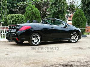 Peugeot 308 2011 CC 1.6 Black   Cars for sale in Abuja (FCT) State, Katampe