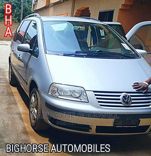 Volkswagen Sharan 2002 Automatic Silver   Cars for sale in Anambra State, Onitsha