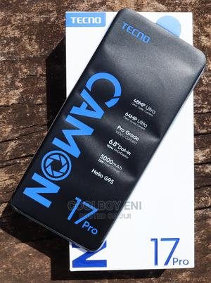 New Tecno Camon 17 Pro 256 GB Blue   Mobile Phones for sale in Abia State, Aba North