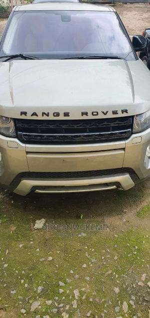 Land Rover Range Rover Evoque 2012 Pure Gold | Cars for sale in Abuja (FCT) State, Wuse