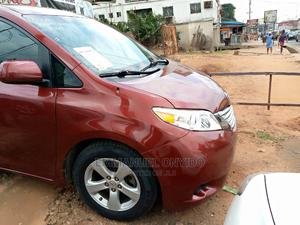 Toyota Sienna 2012 LE 7 Passenger Red | Cars for sale in Anambra State, Onitsha