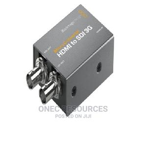 Blackmagic Micro Converter Hdmi To Sdi 3G, Usb, In: HD   Accessories & Supplies for Electronics for sale in Lagos State, Ikeja