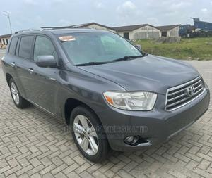 Toyota Highlander 2008 Limited Gray | Cars for sale in Lagos State, Ajah