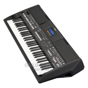Yamaha Psr-Sx600 Keyboard   Musical Instruments & Gear for sale in Lagos State, Ojo