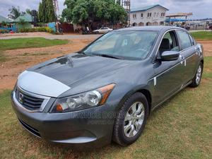 Honda Accord 2008 2.4 EX Automatic Gray   Cars for sale in Abuja (FCT) State, Apo District
