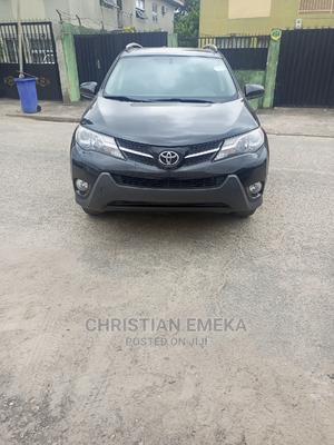 Toyota RAV4 2015 LE 4dr SUV (2.5L 4cyl 6A) Black | Cars for sale in Lagos State, Amuwo-Odofin