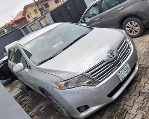 Toyota Venza 2009 V6 Silver | Cars for sale in Lagos State, Ogba