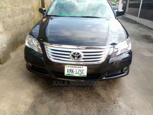 Toyota Avalon 2008 Black | Cars for sale in Bayelsa State, Yenagoa