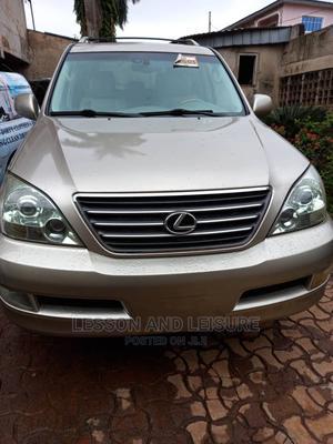 Lexus GX 2005 470 Sport Utility Silver | Cars for sale in Oyo State, Ibadan