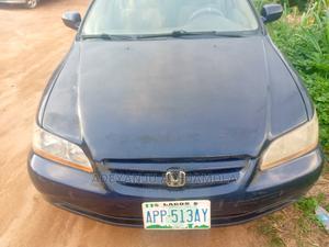 Honda Accord 2001 Coupe Blue | Cars for sale in Ekiti State, Ado Ekiti