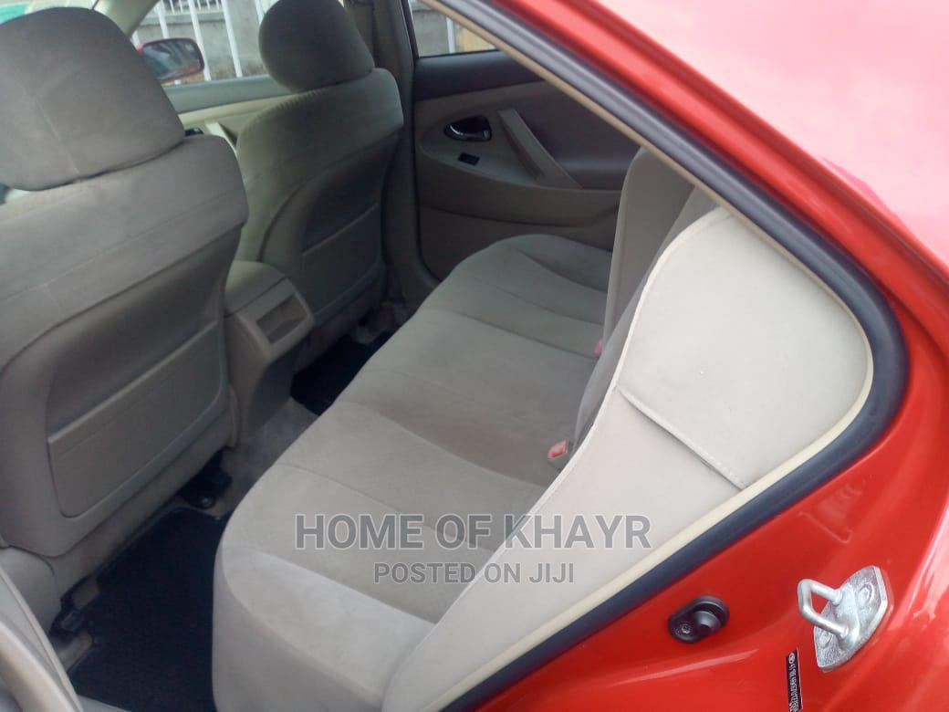 Toyota Camry 2008 Red   Cars for sale in Ilorin South, Kwara State, Nigeria
