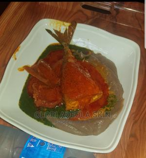 Amala With Ewedu ( Fresh Fish )   Party, Catering & Event Services for sale in Lagos State, Gbagada