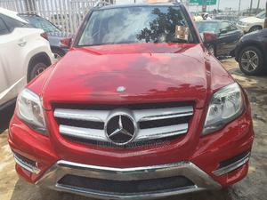 Mercedes-Benz GLK-Class 2014 350 4MATIC Red | Cars for sale in Lagos State, Ogba