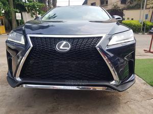 Lexus RX 2017 350 AWD Black | Cars for sale in Lagos State, Ojodu