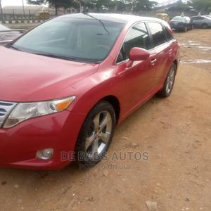 Toyota Venza 2010 Red | Cars for sale in Lagos State, Ikorodu
