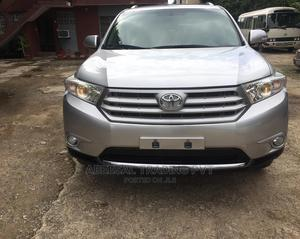 Toyota Highlander 2013 Limited 3.5l 4WD Silver | Cars for sale in Lagos State, Maryland