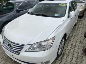 Lexus ES 2011 350 White | Cars for sale in Lagos State, Ilupeju