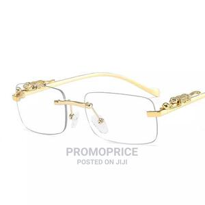 Rimeless Gold Glasses | Clothing Accessories for sale in Lagos State, Alimosho