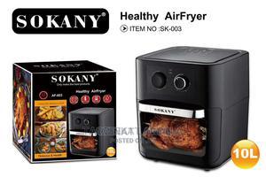 Sokany 10 Litre Electric Air Fryer   Kitchen Appliances for sale in Lagos State, Lagos Island (Eko)