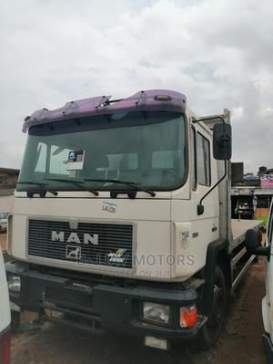Tokunbo MAN Diesel Trailer For Sale At Good Price   Trucks & Trailers for sale in Lagos State, Ikeja