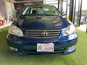 Toyota Corolla 2003 Sedan Automatic Blue | Cars for sale in Abuja (FCT) State, Central Business District