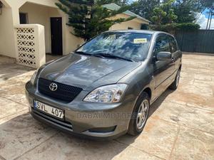 Toyota Corolla 2002 Gray   Cars for sale in Kaduna State, Kaduna / Kaduna State