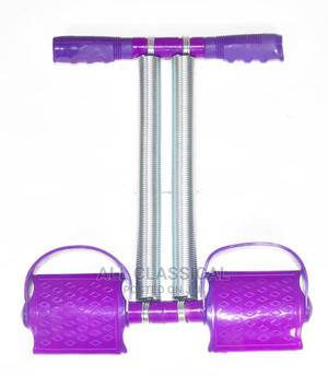 Double Spring Tummy Trimmer | Tools & Accessories for sale in Lagos State, Lagos Island (Eko)
