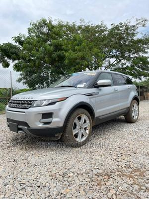 Land Rover Range Rover Evoque 2013 Pure Plus AWD Silver | Cars for sale in Oyo State, Ibadan
