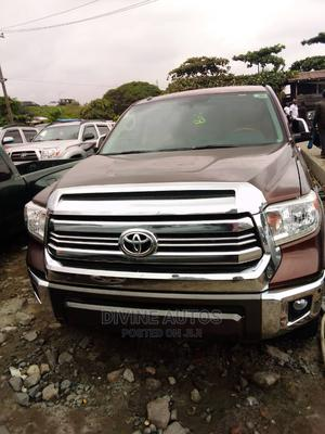 Toyota Tundra 2018 Brown | Cars for sale in Lagos State, Apapa