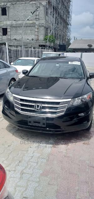 Honda Accord CrossTour 2011 EX-L Black | Cars for sale in Lagos State, Ajah