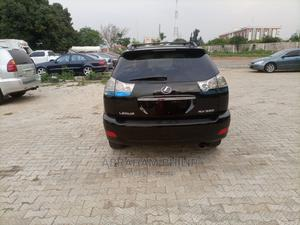 Lexus RX 2007 Black | Cars for sale in Abuja (FCT) State, Central Business District