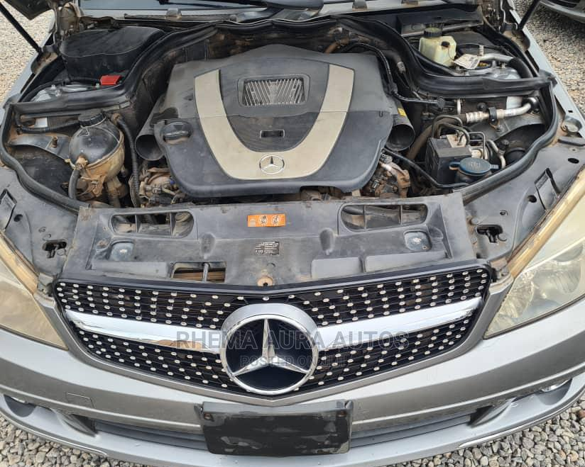 Mercedes-Benz C300 2009 Gray | Cars for sale in Yaba, Lagos State, Nigeria