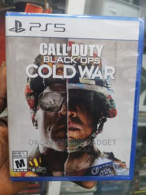 Call of Duty Black Ops Cold War Ps5 | Video Games for sale in Lagos State, Ikeja