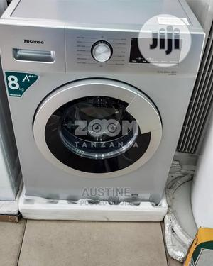 Hisense 8kg Front Loader Automatic Washing Machine   Home Appliances for sale in Lagos State, Lekki