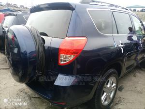 Toyota RAV4 2007 2.0 D-4d 4x4 Blue | Cars for sale in Lagos State, Amuwo-Odofin