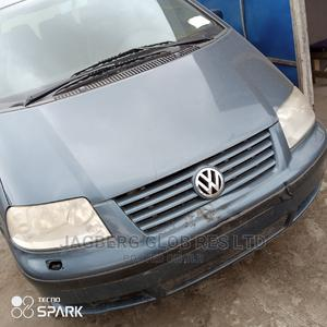 Volkswagen Sharan 2005 Gray   Cars for sale in Lagos State, Ifako-Ijaiye