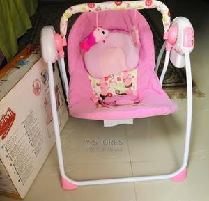 Baby Electric Swing With Net | Children's Gear & Safety for sale in Abuja (FCT) State, Katampe