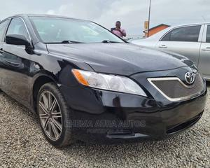 Toyota Camry 2007 Black | Cars for sale in Lagos State, Yaba