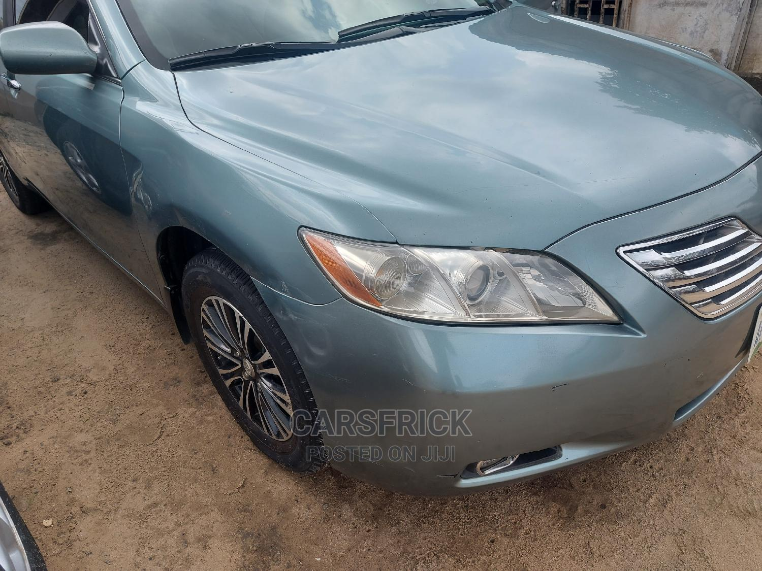 Toyota Camry 2007 Green   Cars for sale in Port-Harcourt, Rivers State, Nigeria