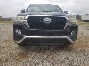 Toyota Land Cruiser 2020 4.0 V6 GXR Black | Cars for sale in Abuja (FCT) State, Katampe