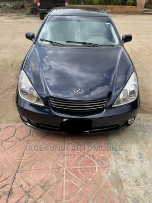 Lexus ES 2004 330 Sedan Blue | Cars for sale in Lagos State, Ikeja