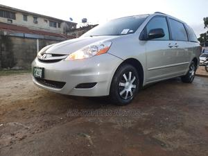Toyota Sienna 2009 LE AWD Silver | Cars for sale in Lagos State, Yaba