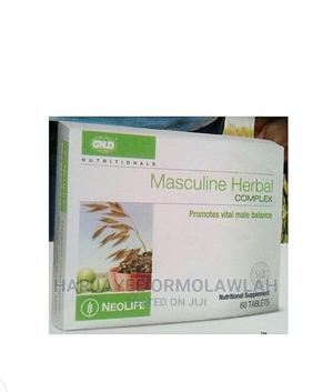 Masculine Herbal Complex | Vitamins & Supplements for sale in Lagos State, Oshodi