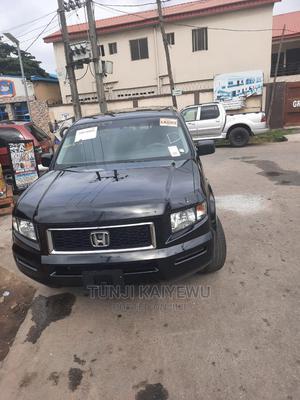 Honda Ridgeline 2008 RT Black   Cars for sale in Lagos State, Surulere